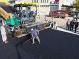 Karatay, asfalt çalışmalarını sürdürüyor
