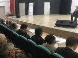 """Beyşehir'de """"Peygamberimiz ve Aile"""" konulu konferans"""