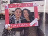 'Canım Ol' Projesine Çumra Karkın'dan destek