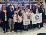 Karatay İzzet Bezirci İlkokulu Türkiye Şampiyonu oldu