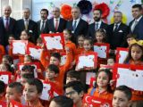 Konya'da 458 bin 49 öğrenci yarıyıl tatiline girdi