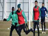 Konyasporda Riad Bajic antrenmana katılmadı