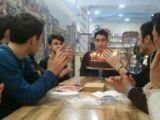 Arkadaşları Kadir Şeker'in doğum gününü unutmadı