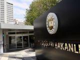 Dışişleri Bakanlığı'ndan Kuzey Makedonya açıklaması