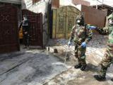 Kerkükte sokağa çıkma yasağı 11 Nisana uzatıldı