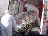 Virüse karşı özel sedyeler tüm illere gönderildi