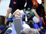 Aksaray-Konya karayolunda kaza! 2 kişi ağır yaralı