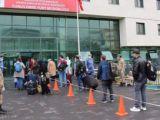Cezayirden getirilen 299 kişi Manisadaki yurtta karantinaya alındı