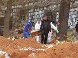 Brezilyada Kovid-19dan son 24 saatte 1001 kişi hayatını kaybetti