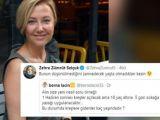 Berna Laçini Bakan Selçuk rezil etti