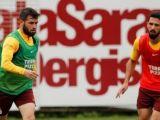 Galatasaray hazırlık maçı yaptı