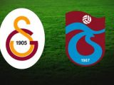 Galatasaray, kritik karşılaşmada Trabzonsporu ağırlayacak