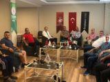 Halterde teknik kurul toplantısı Konyada yapıldı