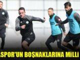 Konyasporun Boşnaklarına milli davet