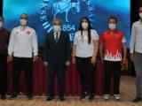 Akşehir Belediyesi'nden dünya üçüncüsü halterciye altın