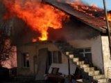 Seydişehirde ev yangını söndürüldü
