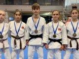 Konya Büyükşehirli judocudan madalya