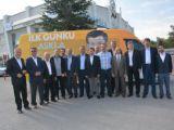 AK Parti Karatay İlçe Teşkilatından esnafı ziyaret etti