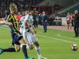 Konyasporun serisini Fenerbahçe bozdu