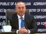 Çavuşoğlu: Azerbaycan'ın FETÖ tedbirleri memnuniyet verici