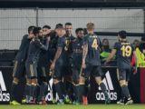 Fenerbahçe Avrupada üst tura yükseldi