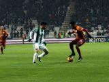 Galatasaray Sabriyle kazandı