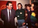 Can Dündar, PKKnın elebaşı Öcalanla aynı karede