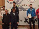 Wushu takımı şampiyonadan 11 madalya ile döndü