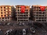 Viranşehirdeki tahribat gün aydınlanınca ortaya çıktı