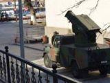 Erdoğana milli uçaksavar Zıpkınlı koruma