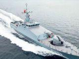 Türk savaş gemisi yunanları korkuttu!