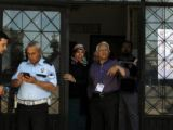 KPSS'ye geç kalan adaylar kapıda kaldı