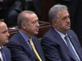 Erdoğan, 3 yıl sonra Ak Parti grubuna katıldı