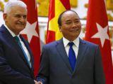 Vietnam ile ilişkileri her alanda geliştirme kararlılığındayız