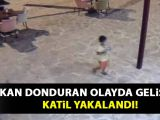 Kan donduran cinayette yeni gelişme! Yakalandı...