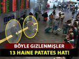 13 haine patates hat