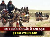 Reuters duyurdu: PKK ile DEAŞ anlaştı!