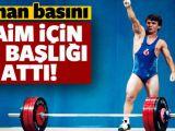 Yunan basını Naim için bu başlığı attı!