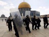 Yahudi yerleşimciler Mescidi Aksayı bastı!