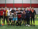 Başkanı Gün,öğrencilerle futbol maçı yaptı