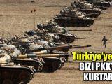 Türkiyeye çağrı: Bizi PKKdan kurtarın