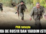 PKK tutuştu! Afrin için Rusyadan yardım istedi