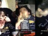 Skandal! Küçük çocuğa içki içirmeye çalıştılar