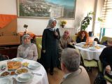Erdoğan, kahvaltı programına katıldı